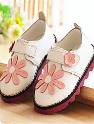 Baby Shoes Casual Leather Oxfords Pink/Purple/White