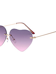 Sunglasses Women's Fashion Hiking Gold Sunglasses Rimless