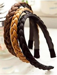 Twisted wig Braid Hair Bands Hair Braids Headband Bands Headwear Headband For Women Hairbands Hair Accessories