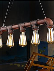 American Country Industrial Restaurant Bar Porch Loft Conduit Droplight