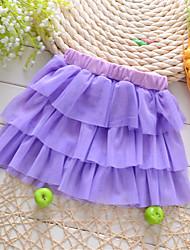 Girls Infant Dancewear Chiffon Ballet Cake Tutu Full Pettiskirt Mini Skirt