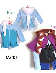 Character Children Coats Thin Full Sleeve Children Outerwear