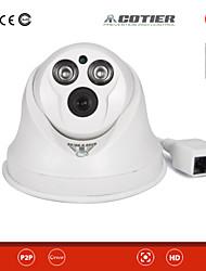 Cotier®Network Dome IP Camera 720P/960P/1080P/Indoor/p2p/ONVIF Camera