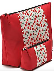 Women Nylon Professioanl Use Cosmetic Bag - Multi-color