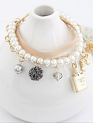 New Arrival Fashional Popular Multi-element Pearl Bracelet