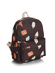 Women 's Canvas Weekend Bag Backpack - Multi-color