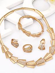 venta caliente de oro de joyería de la nueva llegada de la alta calidad de la moda dubai, antigua joyería de la boda 2014,