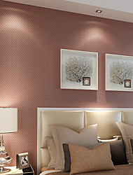 contemporary art deco papel de parede 3d parede sólida de cor papel de parede que cobre a arte da parede não-tecido