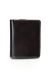 Men's Mead Leather Wallet/Coin Position