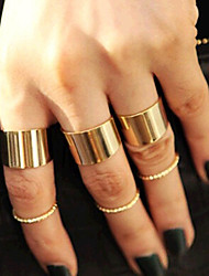 New Arrival Fashional Six Rings A Set