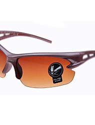 Ciclismo/Acampada y Senderismo/Gafas de visión nocturna hombres/mujeres/Unisex 's Resistente al impacto/Lucha contra el viento/Anti-Polvo