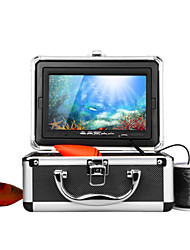 "ENNIO 15M 7"" TFT LCD Video Camera System Fish Finder HD 800TV Lines Underwater Fishing Camera"