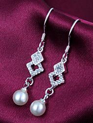 Для вечеринок/Повседневный - Для женщин Серебряное покрытие