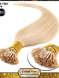 Je lève les cheveux blonds extensions (613 #)