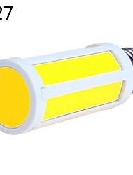 10W E14 / B22 / E26/E27 Lâmpadas Espiga T 7 COB 1020 lm Branco Quente / Branco Frio AC 220-240 / AC 110-130 V 1 pç