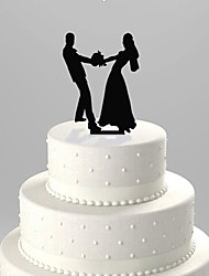 Big Day Wedding Cake Topper