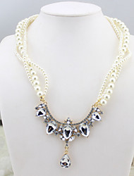 MIKI Women Party/Work/Casual Alloy Necklace