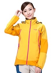 Cycling Jacket Women's Long Sleeve BikeWaterproof / Breathable / Windproof / Rain-Proof / Front Zipper / Dust Proof / Anti-Insect / YKK