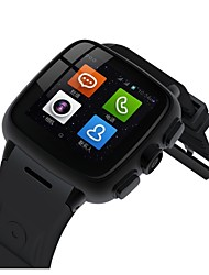 W10 Wearable Android Watch Phone, 5.0 Camera/Wifi/3G WCDMA/Hands-Free Call/Google Play