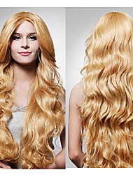 Capless Long High Quality Synthetic Curly Hair Wig Multiple Available