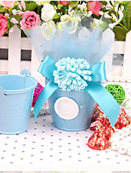 50 Piece/Set Favor Holder - Creative Iron(nickel plated) Favor Tins and Pails Non-personalised