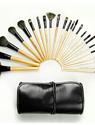24Pcs Makeup Brushes Professional Cosmetic Make Up Brush Set