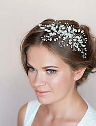 2015The new high-end handmade pearl bridal headdress wedding dress accessories bridal jewelryTM-Headwear0034