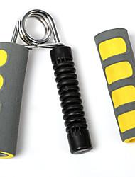 dr-HG001 Expander für Handgreif Übung Handgelenk Training Schaumgriff Handgriffe Turnhalle Gripz schwere Trainer