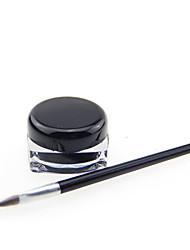 Eyeliner Baume Humide Dense / Longue Durée / Naturel / Séchage rapide / Respirable Yeux 1