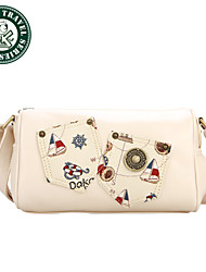 DAKA BEAR® Ladies Satchel Fashion Bag Hobo Bag PU Leather Handbag Shoulder Bag