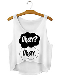 Women's Okay Okay Crop Top