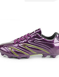 Soccer Unisex Shoes  Black/Purple