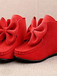 Baby Shoes Casual   Boots Black/Red