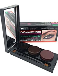 24H Lasting Waterproof Eyeshadow & Eyeliner Gel (3pcs)