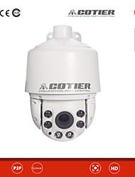 "Cotier®PTZ Dome Camera 960P /PTZ /1/2.8"" CMOS/10×Auto Zoom/ONVIF/Speed IP Camera DM/G31"