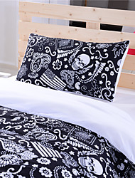Duvet Cover Set Bedding Set Cotton USA Size include 1 pcs Duvet Cover  2pcs Pillow case if twin  only 1pcs