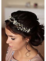 2015The new high-end handmade pearl bridal headdress wedding dress accessories bridal jewelryTM-Headwear0031