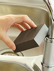 Schmirgel Küchenschwamm nano Rost Magic Clean Scheuerschwamm Topf
