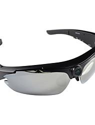 640 * câmera de óculos de sol 480p