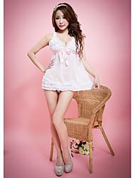 Women Polyester Sleepwear Sets Pajamas/Rompers