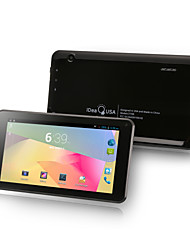 IdeaUSA CT7+ 7 inch RK3128 1.3 GHz Android 4.4  WiFi Tablet PC IPS Screen (Quad-Core,RAM 1GB,ROM 8GB)