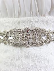 Organza / Liga Casamento Faixa Feminino 70 ¾polegadas(180cm)
