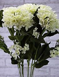 """33,5 """"fleurs artificielles h haute qualité pour la décoration 2 pièce"""