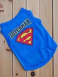 T-shirt - di Cotone - Blu - Matrimonio/Cosplay