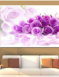 Bausatz Diamantkreuzstich, floral 70 * 50