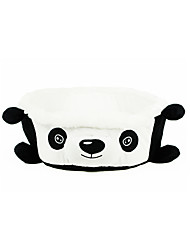 Cute Panda Fashion Style Beds with Cushion for Pets Dogs Cats
