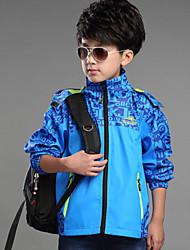 Boys Windproof Mountaineer Coat