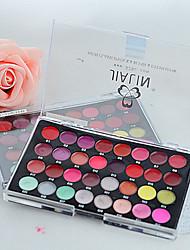 32-Farbe getönt Lippenstift Lippenglanzverfassungspalette