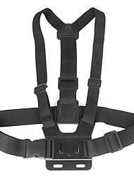 2-in-1 kit d'accessoires GoPro poitrine bande dragonne pour GoPro hero4 / 3 + / 3/2/1