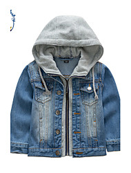 Boy's Denim Jeans Spring/Fall Long Sleeve